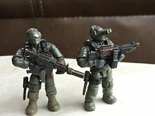 Force Recon Marine Military Special Force Minifigure Lot 117 LEGO / Mega Bloks