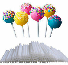 Pop Sucker Cake Candy Chocolate Lollipop Lolly Making Mould Sticks 20PC ☆