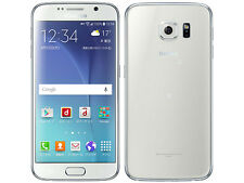 DOCOMO SAMSUNG SC-05G GALAXY S6 ANDROID 5.0 SMARTPHONE UNLOCKED WHITE NEW PHONE