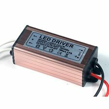 10W 110V/220V Watt High Power LED Driver 300mA Waterproof Power Supply Driver