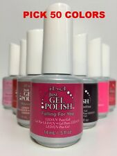 IBD Just Gel Polish Nail Soak Off CHOOSE 50 COLORS SET 0.5 OZ