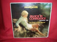 Vedette Phase 6 PUCCIO ROELENS Musica in Controluce LP 1971 MINT- The Beatles