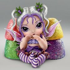 Gum Drop Delight A Fairy Sweet Christmas Ashton Drake Jasmine Becket Griffith