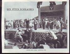 1952  -  ALFORTVILLE  FETE DE L ECOLE LAIQUE 1951  E225