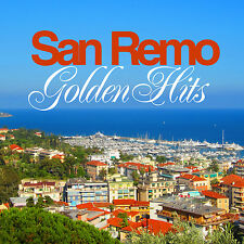 CD San Remo Golden Hits von Various Artists  2CDs
