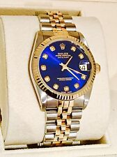 Rolex Lady Datejust 68273 31mm  Stahl Gold Medium