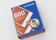 SEALED Polaroid 600 Color Instant Film 3 x 10 Pack = 30 TOTAL / Fuji Lomo Image