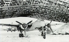 "WWII Photo Luftwaffe Heinkel He219 ""Owl""  WW2 B&W World War Two / 6070"
