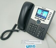 Cisco SPA525G2 5-Line IP Phone Enhanced Connectivity PoE  AnyConnect VPN Client