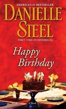 BUY 2 GET 1 FREE Happy Birthday by Danielle Steel (2012, Paperback)