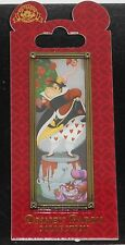 Disney Parks Pin Queen of Hearts Haunted Mansion Alice in Wonderland