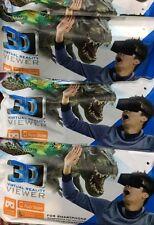 3D Visor de realidad virtual para teléfono inteligente funciona con Google de cartón