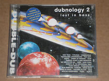 DUBNOLOGY 2 LOST IN BASS (MASSIVE ATTACK, UNDERWORLD, FYNKI PORCINI) - 2 CD