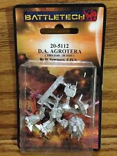 BattleTech Miniatures: D.A. Agrotera 20-5112 Click for more savings!