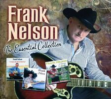 Frank Nelson - The Essential Collection 3CD Set (Irish Country Music CD)