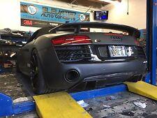 AUDI R8 2014-15 CARBON FIBER REAR DIFFUSER GT STYLE