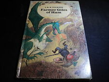 Farmer Giles of Ham by J. R. R. Tolkien Hardback 1976