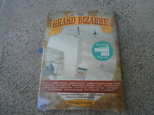 THE GRAND BIZARRE-EXTREME SKIING-POOR BOYZ-PORTS-SKI-DVD-2009-FACTORY SEALED-NEW