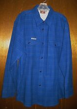 Technine Snowboard Co. Flannel Shirt–Street Specifics –Mens Large–NEW from 2005