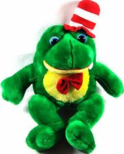 Very Soft Plush Green Frog Stuffed Simon International Toys Mint Pre-Owned   171