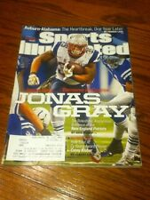 Jonas Gray New England Patriots Sports Illustrated