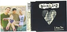 BLINK 182 I Miss You Australian Exclusive 3trk CD Single