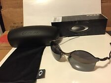 NEW Oakley - Tailend - Sunglasses, Titanium w/ Black Iridium, OO4088-01