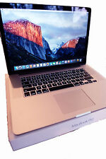 Apple Macbook Pro 15 Retina (Mid 2015) i7 16 GB ram 512 GB SSD