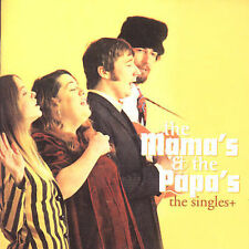 Singles (And More) by The Mamas & the Papas (CD, Oct-2000, 2 Discs, Br)