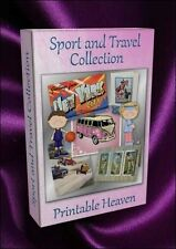 Card-making DVD - Sport & Travel Collection