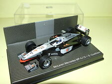 McLAREN MERCEDES MP4-13 D. COULTHARD 1998  MINICHAMPS