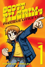 Scott Pilgrim's Precious Little Life Volume 1 Cover B - 9781932664089