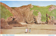 Channel Islands Postcard - Petit Port - Guernsey    DR202