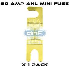DNF (1 PACK) ANL MINI FUSE 80 AMP - FREE SAME DAY SHIPPING!