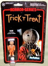 SAM ReAction Super 7 TRICK 'R TREAT Retro Figure Funko IN HAND Horror Series