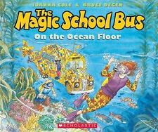The Magic School Bus: On the Ocean Floor by Joanna Cole (2010, CD)