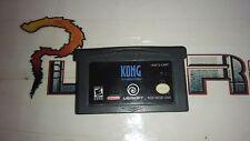 NINTENDO GAME BOY ADVANCE GBA KONG THE 8TH WONDER OF THE WORLD CARTUCHO NTSC USA