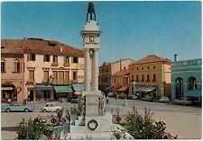 """Piove di Sacco """"Piazza Vittorio Emanuele"""" NON VIAGGIATA"""