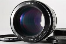 【Excellent+++++ 】 Nikon Ai Nikkor 135mm f/2.8 Telephoto MF Lens from JAPAN #1226