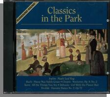Classics in the Park, Disc B - New Classical Music CD! Joplin, Bach, Debussy etc