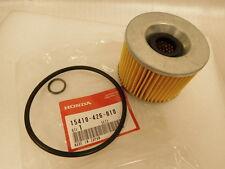HONDA CB 750 Four k0 k1 k2-k6 FILTRO OLIO ORIGINALE elemento Set, OIL FILTER