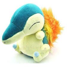 """Pokemon 6.5"""" 16CM Soft Stuffed Plush Toy Doll Plushie Pokedoll Cyndaquil NEW"""