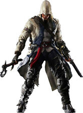 "ASSASSIN'S CREED 3 - Connor 10"" Play Arts Kai Action Figure #NEW"