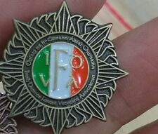 Irish Army Oglaigh na h Eireann Badge Defence Forces Veterans Association Badge