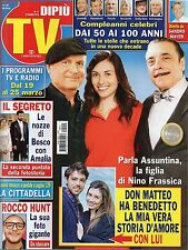 Dipiù Tv 2016 11#Simona di Bella-Don Matteo,Enrico Iannello,qqq