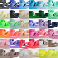 10mm GROSGRAIN RIBBON *41 COLOURS* WEDDING DUMMY CRAFTS GROSSGRAIN GROSS GRAIN