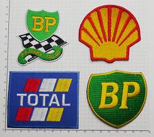 Fórmula Uno patrocinador Parches Set-BP, Total, Shell... - Entrega Por £ 5 - #s 29