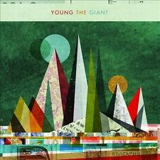 YOUNG THE GIANT S/T CD 2011 ~ Cough Syrup + My Body ~ NEW/SEALED + FREE SHIPPING