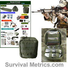 Escape & Evade SERE II Tactical Military Survival Kit