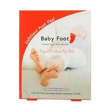 Baby Foot Exfoliant Foot Peel - 1 Hour Treatment to Remove Dead Skin